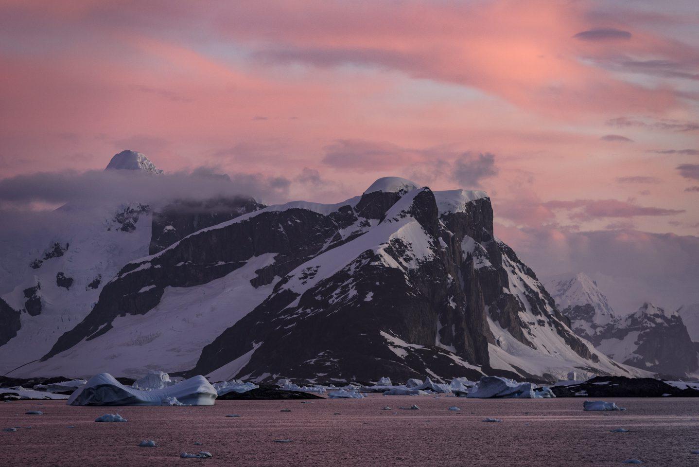 Antarctica Express Air Cruise Explor Cruises