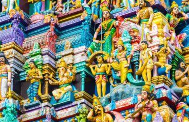 HINDU TEMPLE, SRI LANKA
