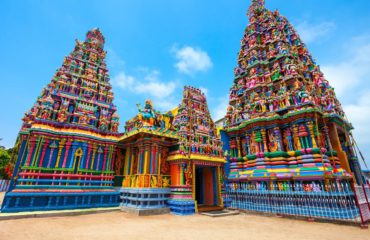 Hindu Temple - Sri Lanka 2
