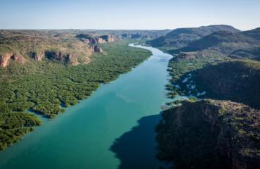 Hunter River, Kimberley