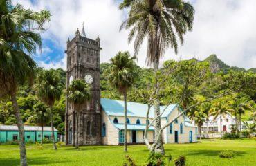 Levuka, Ovalau, Fiji