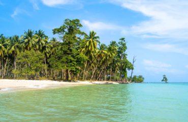 Long Island, Andaman Islands, India