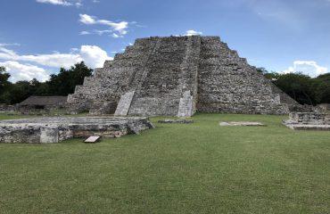 Mayapan Sacrifical Site