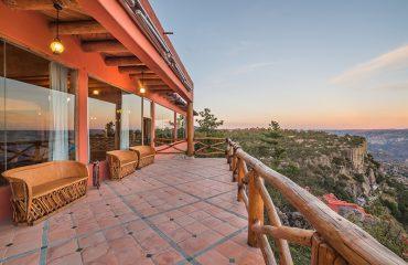 Mirador Hotel - Copper Canyon
