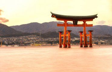 Myajima - Torii Gate