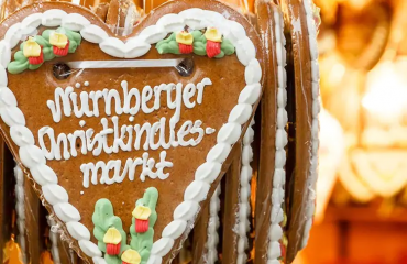 Nuremberg gingerbread cookies