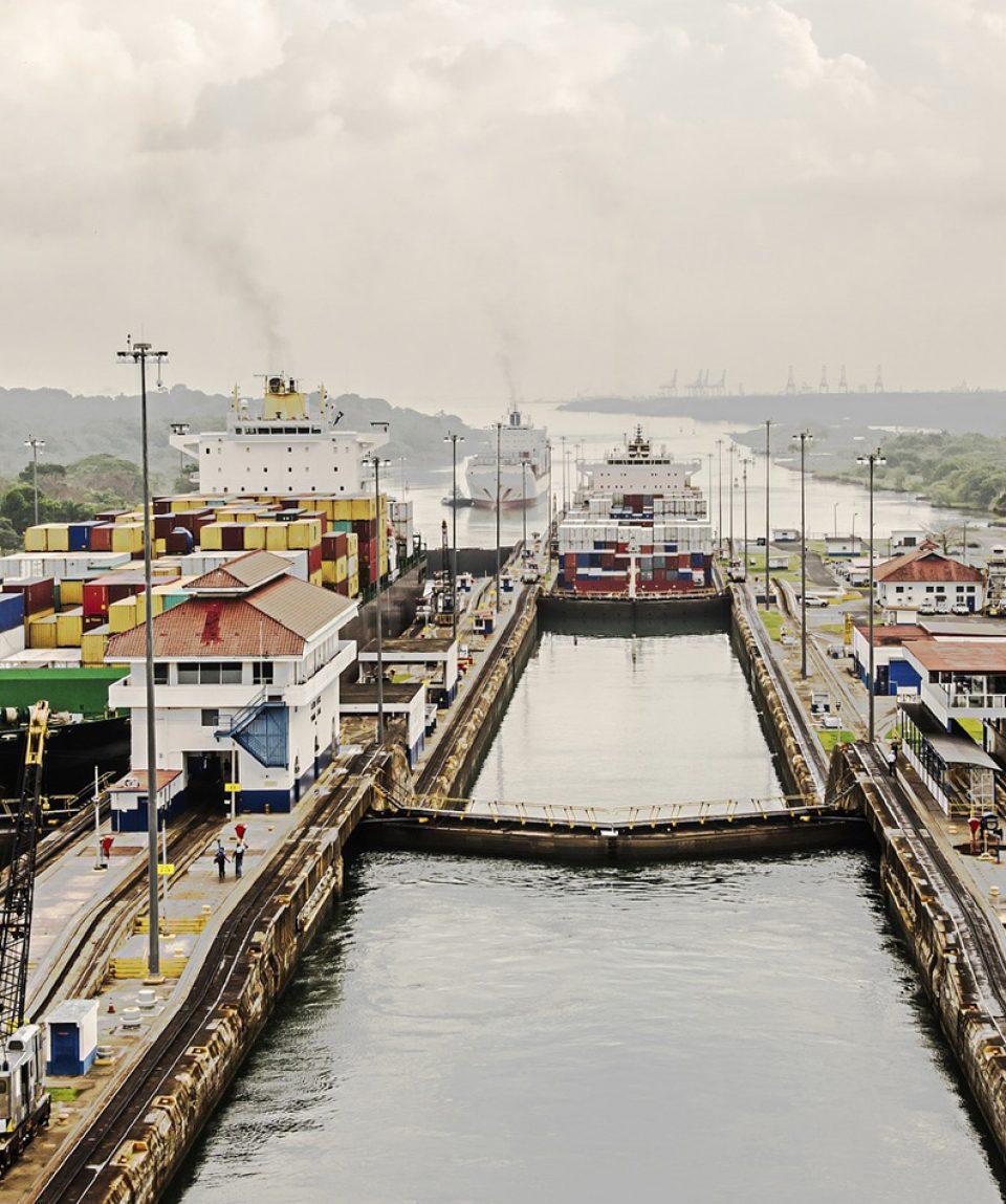 Panama Canal - 2