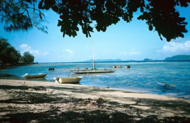 SAMARAI, PAPUA NEW GUINEA