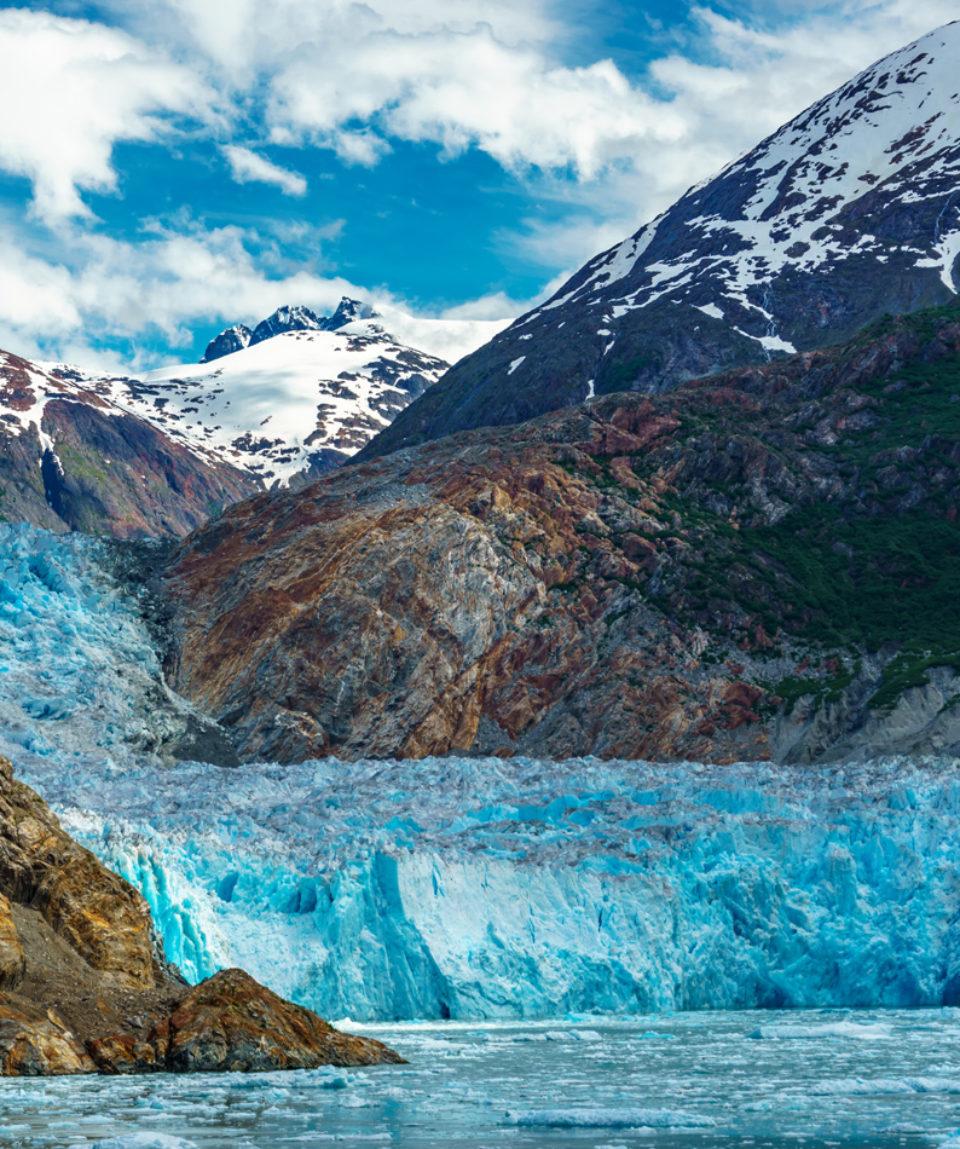 Tracy Arm Glacier