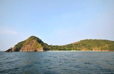 Shark Island, Myanmar