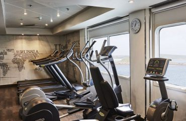 Silver Explorer -Fitness Center