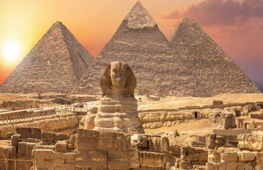 Sphinx - Pyramids