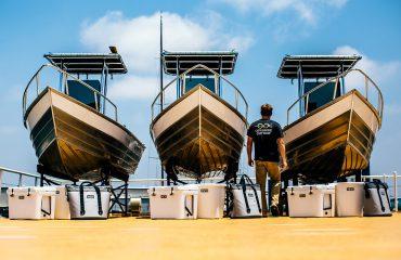 Tenders - Fishing Boats