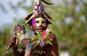 Tuam Island, PAPUA NEW GUINEA