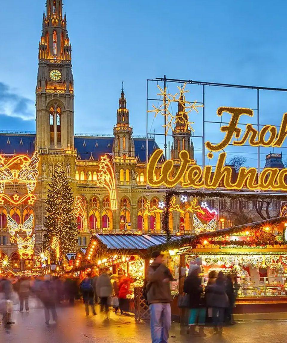 Vienna Christmas Market 2