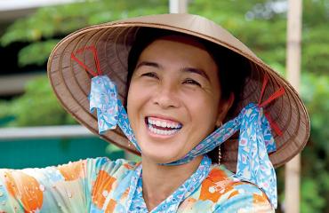 Viet Woman