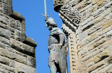 William Wallace National Monument, Stirling Scotland