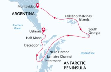antarctic awaikening_end in Montevideo - 2019