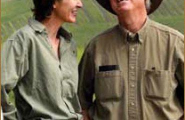 Earl & Hilda Jones of Abacela Vineyards & Winery Roseburg, OR