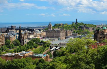 panorama-Edinburgh