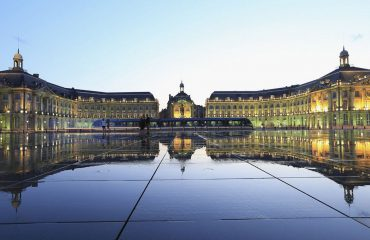 Bordeaux-France-Place-de-la-Bourse