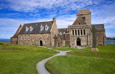 Iona Abbey-Scotland