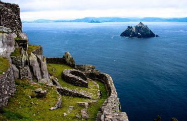 Skellig Islands-Ireland