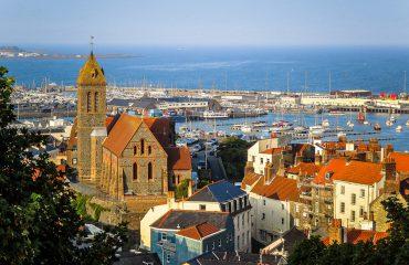 St Peter Port-Guernsey