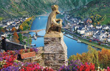 Cochem, Germany2