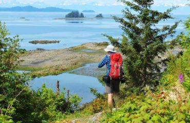 Hiking-the-Tongass National Forest