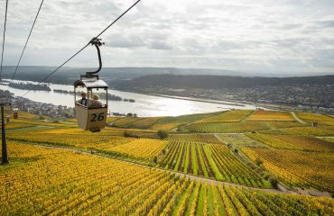Rüdesheim, Germany - GONDOLA RIDE