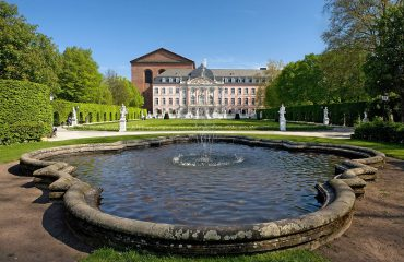TRIER PALACE - Trier, Germany