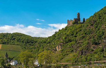 Germany Rhine Gorge