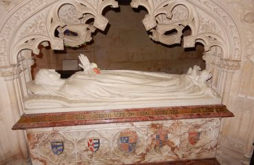 Queen Catherine's Tomb