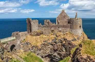 Dunluce Castle-Northern Ireland