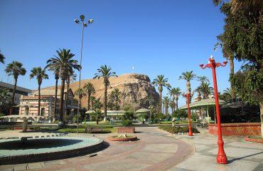 Arica-Morro-Chile