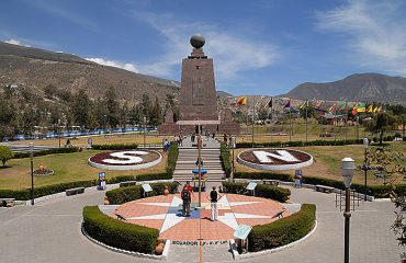 Center of the World - the Equator