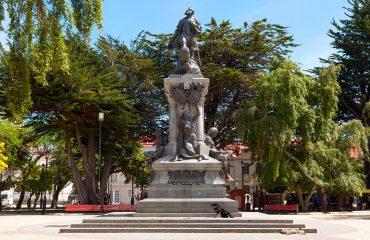 Monument to Fernando de Magallanes