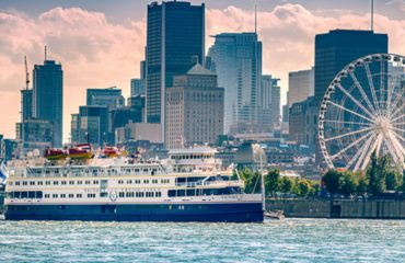 SHIP IN MONTREAL