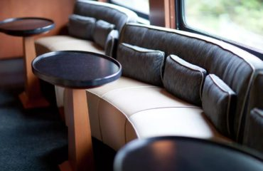 SilverLeaf Plus Lounge Car