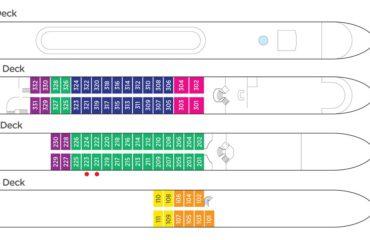 AmaCello Deck Plan