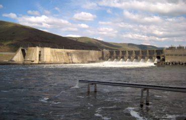 Lower Granite Lock and Dam, Clarkston, WA